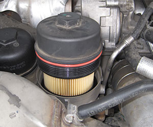 6.4L Power Stroke fuel filter