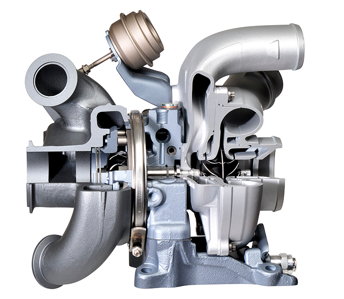 6.7 Powerstroke Specs >> 6 7l Power Stroke Dualboost Sst Turbocharger