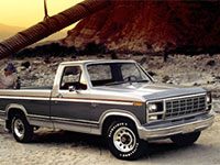 1983 Ford F-Series