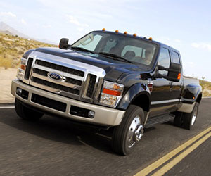 6.4L Power Stroke equipped Ford Super Duty