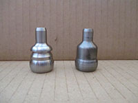 Comparison of HHC vs OEM Ford nipple cup/ball tube