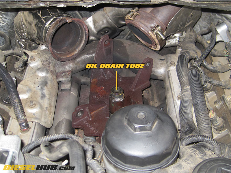6 0l Power Stroke Turbocharger Removal  U0026 Installation Guide