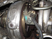 VGT solenoid location