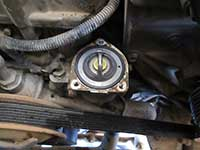7.3L Power Stroke thermostat