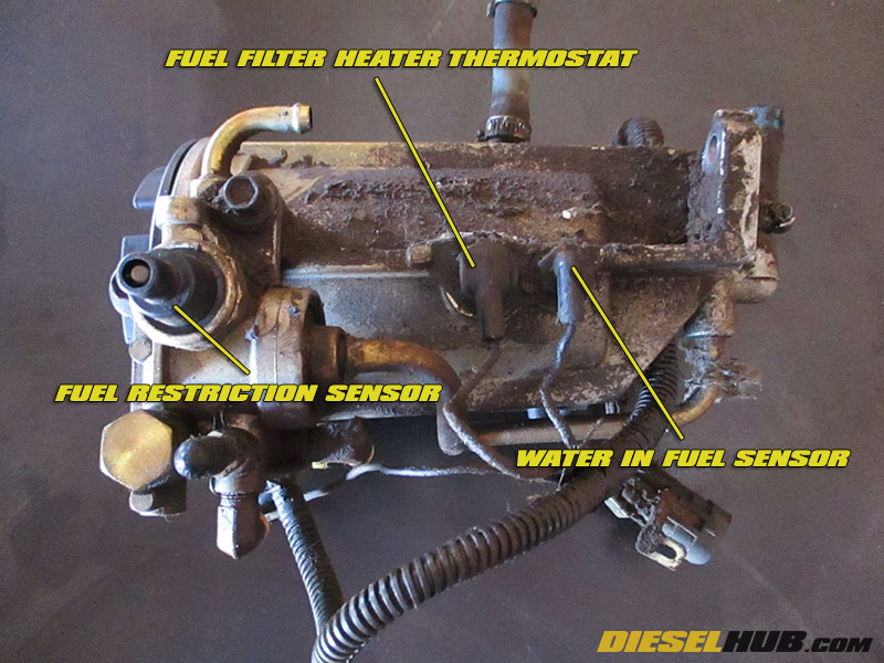 7.3L Power Stroke Fuel Filter Housing Rebuild Procedures