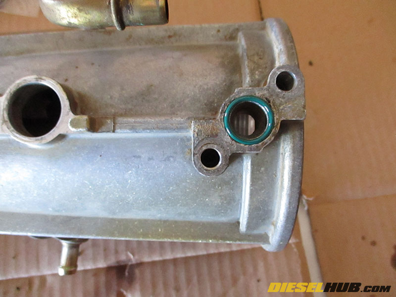 16 7 3l power stroke fuel filter housing rebuild procedures  at fashall.co