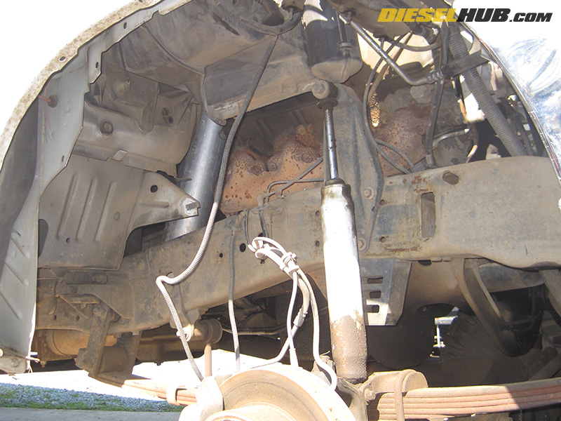 7 3L Power Stroke Up-pipe Donut Gasket Replacement Guide